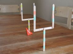 Paper Football Game DIY