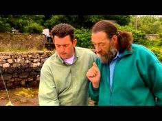 ▶ Dermot Cavanagh Teaching Art to Dick Warner in Roundstone Co. Galway, Ireland.wmv - YouTube