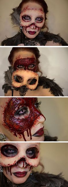 Search halloween makeup images