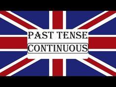 Invata engleza | GRAMATICA - TIMPURILE | PAST TENSE CONTINUOUS - YouTube