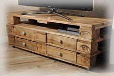 muebles palet dise o pinterest. Black Bedroom Furniture Sets. Home Design Ideas