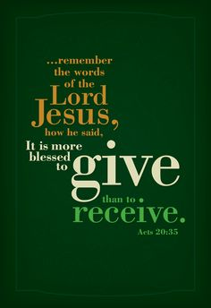 Do an act of service each day in December as a way to keep the true spirit of Christmas!
