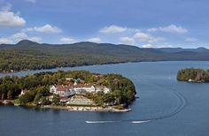 Best lakeside hotels