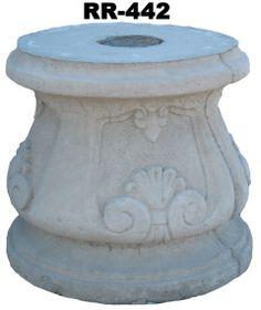 $101 Concrete Pedestal  call 812 256-5069