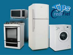 TIPS CREDIFIEL te dice. Los electrodomésticos son un elemento básico para el funcionamiento de cualquier hogar, Si estás por adquirir algún electrodomésticos o línea blanca para tu casa, es necesario que consideres cinco aspectos básicos: diseño, seguridad, calidad, ahorro y la comodidad que brindará debido a su tecnología y sin olvidar que los diseños novedosos ofrecen una buena estética visual al espacio. http://www.credifiel.com.mx/