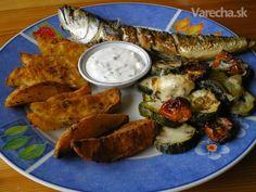 sm - grilovaná makrela
