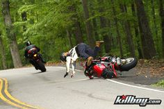 Deals Gap!  Ouch!  I've been there, done that.