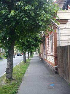 Karuselli street @ Pärnu