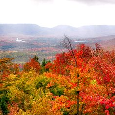 Milan Hill State Park, New Hampshire