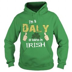 Cool Daly - I'm Irish Shirts & Tees
