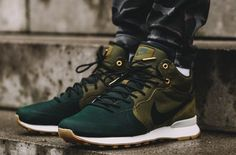 Nike Creates Another Sneakerboot With The Internationalist Utility • KicksOnFire.com