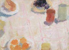 Painting by Alice Mumford Food Art Painting, Painting & Drawing, Paintings I Love, Flower Paintings, Still Life Artists, Mumford, Tea Art, Impressionism Art, Henri Matisse