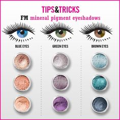 Whats your #FM #Mineral #eyeshadow shade?