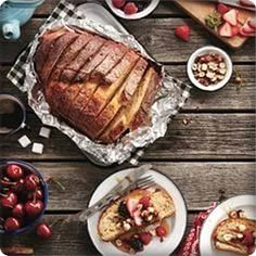Bake-ahead French toast loaf – Chatelaine Bake-ahead French toast loaf – Chatelaine,Outdoor Adventures Going camping this summer? Try this bake-ahead French toast to give you energy for whatever your day's activities are. Burritos, Camping Meals, Camping Recipes, Camping 101, Backpacking Meals, Kayak Camping, Ultralight Backpacking, Winter Camping, Chatelaine Recipes