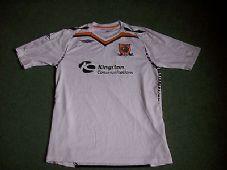 27a83f443 2007 2008 Hull City Away Football Shirt Top Adults Large Classic Football  Shirts
