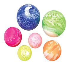 Return To Innocence With These Crafty DIY Glowing Bouncy Balls – Cute DIY Projects