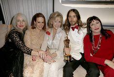 Jared Leto Jane Seymour, Henry Fonda, Jane Fonda, Constance Leto, Troy Garity, Star Fashion, Fashion Models, Tony B