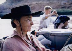 Trip down Colorado River with Georgia O'Keeffe and Porter family c.1961