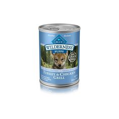 awesome Contains (12) 12.5-Oz Cans Of Blue Wilderness High Protein Grain Free, Puppy Wet Dog Food, Turkey & Chicken Grill Always Features Real Meat As The 1St Ingredient. Made With Delicious, Protein-Rich Deboned Turkey, Which Promotes Healthy Muscle Growth And Dha, An Important Fatty Acid Found In Mother'S Milk, Contributes To The Development Of Cognitive Learning And Retinal Function In... Chicken Vegetable Stew, Turkey Chicken, Wet Dog Food, Puppy Food, Deboned Turkey, Mother's Milk, Canned Dog Food, Dog Food Brands, Salmon Recipes
