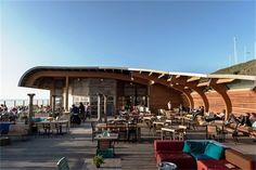 Unieke All-year-round locatie op het strand Bloemendaal