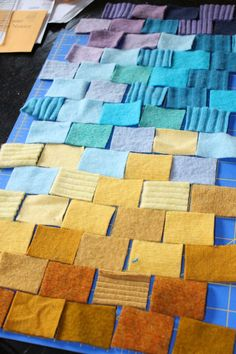 what to do with scrap cashmere - Google Search