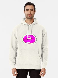 Kiss Me Pullover Hoodie Front Retro Pop, Comfy Hoodies, Kiss Me, My T Shirt, Loungewear, Tshirt Colors, Chiffon Tops, Classic T Shirts, Pullover
