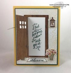 Stampin' Up! At Home With You Sneak Peek!   Stamps – n - Lingers