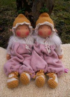 Twins from Germany at http://www.allerleipuppen.de