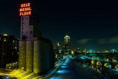 Night View!!! by Saibal Ghosh