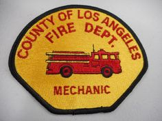 Los Angeles County, California fire department mechanic patchwww.pyrotherm.gr FIRE PROTECTION ΠΥΡΟΣΒΕΣΤΙΚΑ 36 ΧΡΟΝΙΑ ΠΥΡΟΣΒΕΣΤΙΚΑ 36 YEARS IN FIRE PROTECTION FIRE - SECURITY ENGINEERS & CONTRACTORS REFILLING - SERVICE - SALE OF FIRE EXTINGUISHERS www.pyrotherm.gr