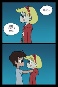 Marco Diaz and Star Butterfly - Starco