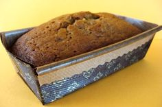This pumpkin bread is moist and delicious and also makes the best muffins! www.skiptomylou.org #pumpkingrecipes #recipes