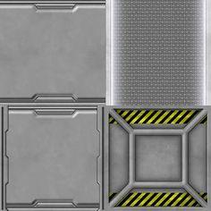 Resultado de imagen de sci fi panels