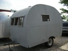 Vintage Kit Trailers Companion Chateau And More On