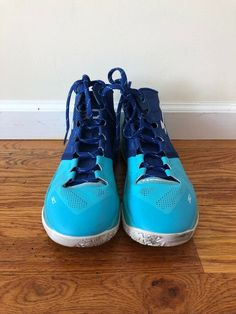 f3e82f6a14 Blue Under Armour Curry 2 Size 9.5 In Great Condition Without Box #fashion  #clothing #shoes #accessories #unisexclothingshoesaccs #unisexadultshoes  (ebay ...