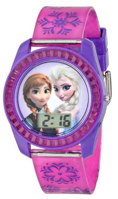 Disney Frozen Watch - $9.99 | Closet of Free Samples | Get FREE Samples by Mail | Closet of Free Samples