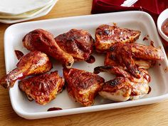 Easiest Barbecue Chicken #RecipeOfTheDay