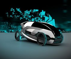 Xscape Futuristic Transportation Solution With Flexibility And Style