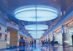luminous stretch ceiling BARRISOL LUMIÈRE COLOR BARRISOL