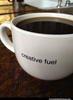 Funny #Coffee Cup Picture #lol :)