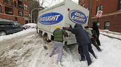 Hey save the beer truck