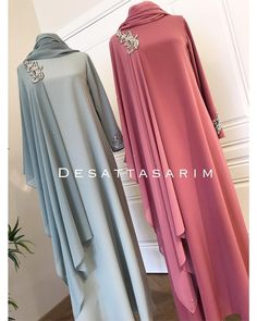 Let our customers use in good times 🌸 For information and ordering, you can reach via WhatsApp 05304122883 Hijab Evening Dress, Hijab Dress Party, Hijab Style Dress, Abaya Fashion, Modest Fashion, Fashion Dresses, Nigerian Dress Styles, Moslem Fashion, Mode Abaya