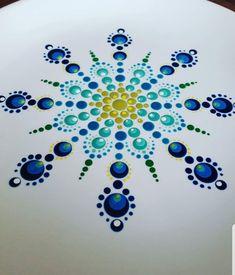 Mandala Dot Art Painting, Mandala Painting, Ceramic Painting, Stone Painting, Painting Patterns, Mandala Painted Rocks, Mandala Rocks, Pottery Painting Designs, Rock Painting Designs