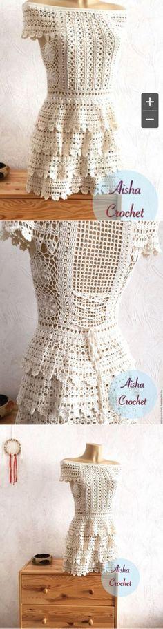 платье в стиле бохо из инета.Идеи. // Taika