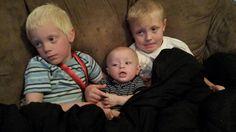 Three Lil gringos