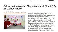 Chocofestival di Chieti #cakesontheroad Tratto da http://www.makemefeed.com/2015/11/16/cakes-on-the-road-al-chocofestival-di-chieti-20-21-22-novembre-832420.html