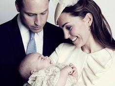 New photo of Prince George's christening revealed(Photo: Jason Bell / Camera Press)