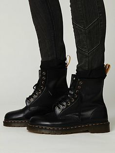 """Should have saved my docs from when I was young! They're coming back. But, these are """"vegan leather."""""""