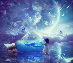 Luminescent Dream by Antoshines on DeviantArt