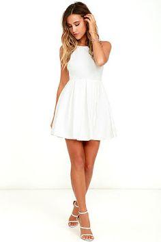 ideas de Vestidos Blancos